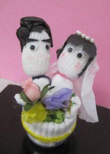 ご成婚記念人形